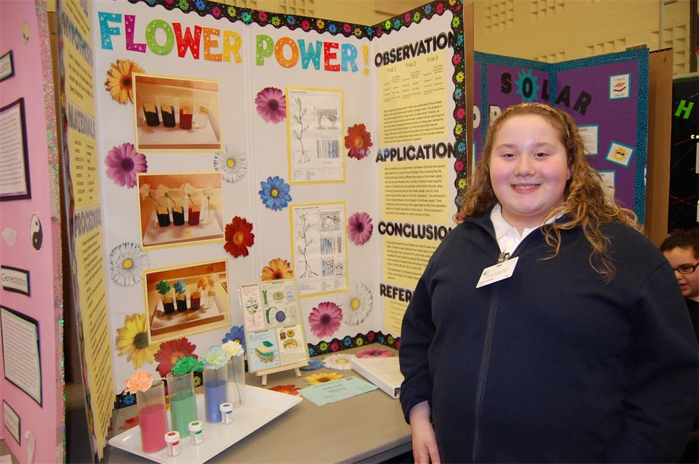 Science Fair Inspires Discoveries Of Tomorrow