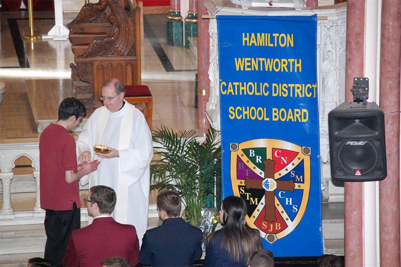 Hamilton Wentworth Catholic District Schoolboard
