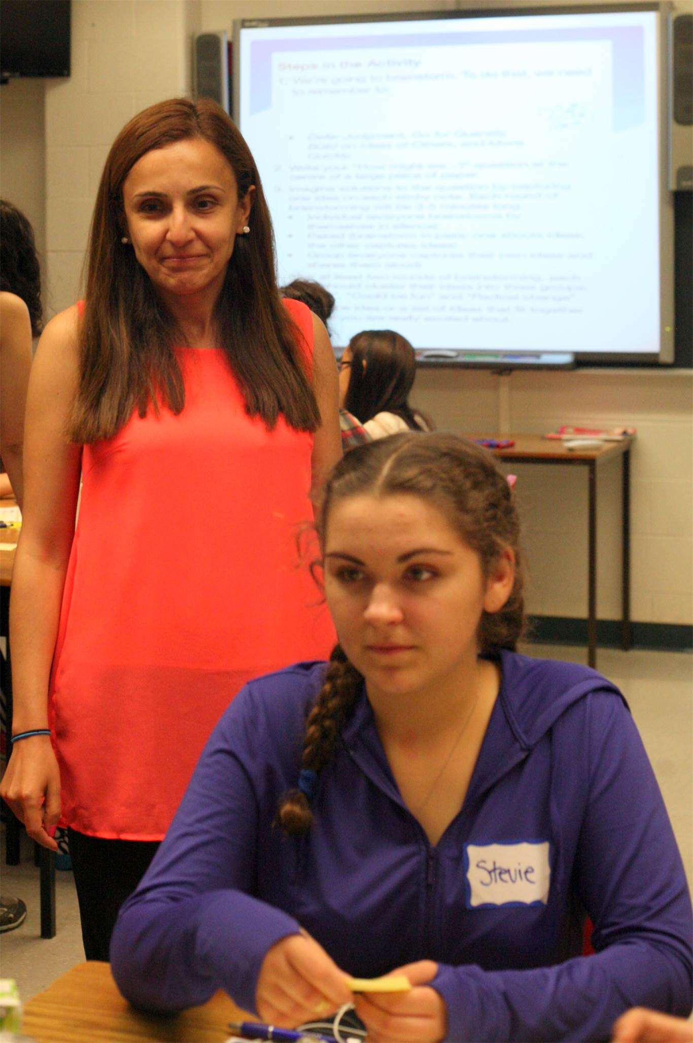 Shsm Co Op Summer Students Receive Ice Certification Training
