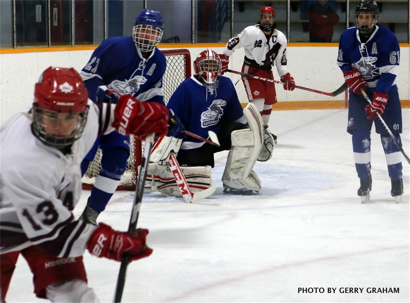Gaels Lose To Titans In Power Play