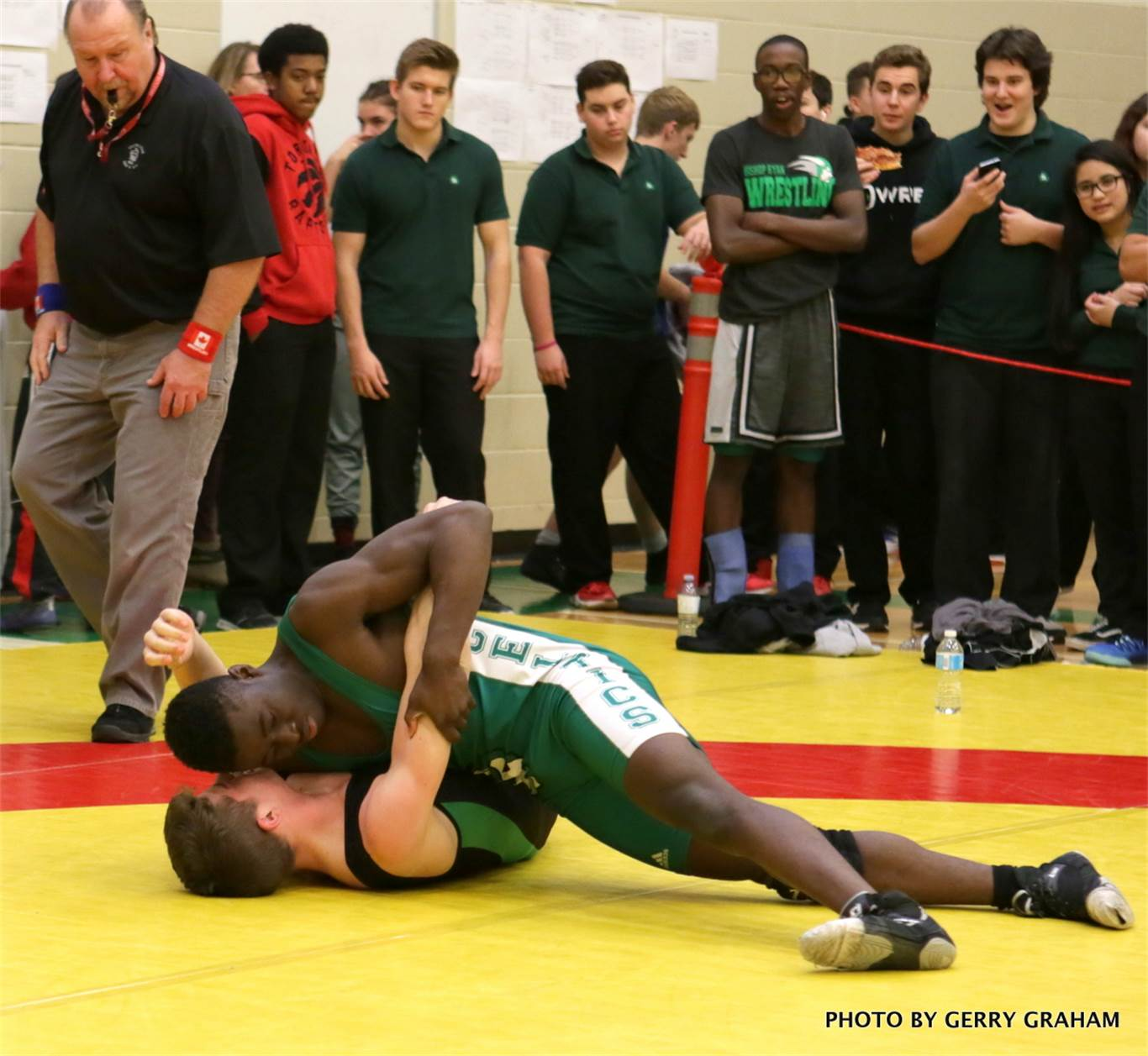 Bishop Ryan Wrestling Open attracts high level of competition