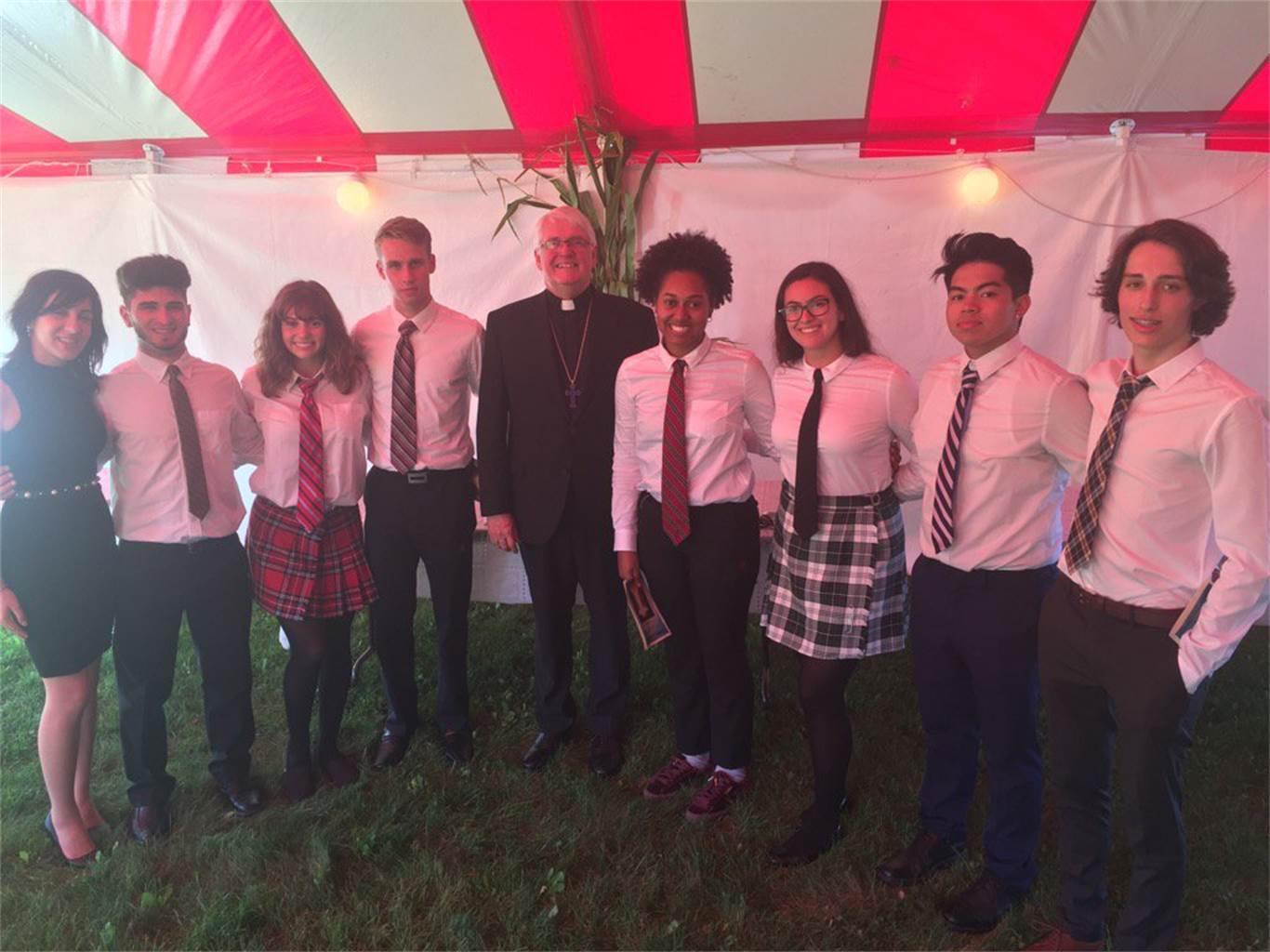 "Hamilton Wentworth Catholic District Schoolboard: Annual Diocesan Mass Invites Catholic Educators To ""arise"