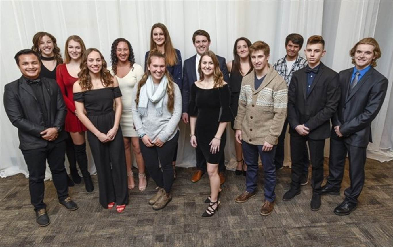 John Mayer Austin 2017 >> B'nai Brith Dinner honours high school athletes