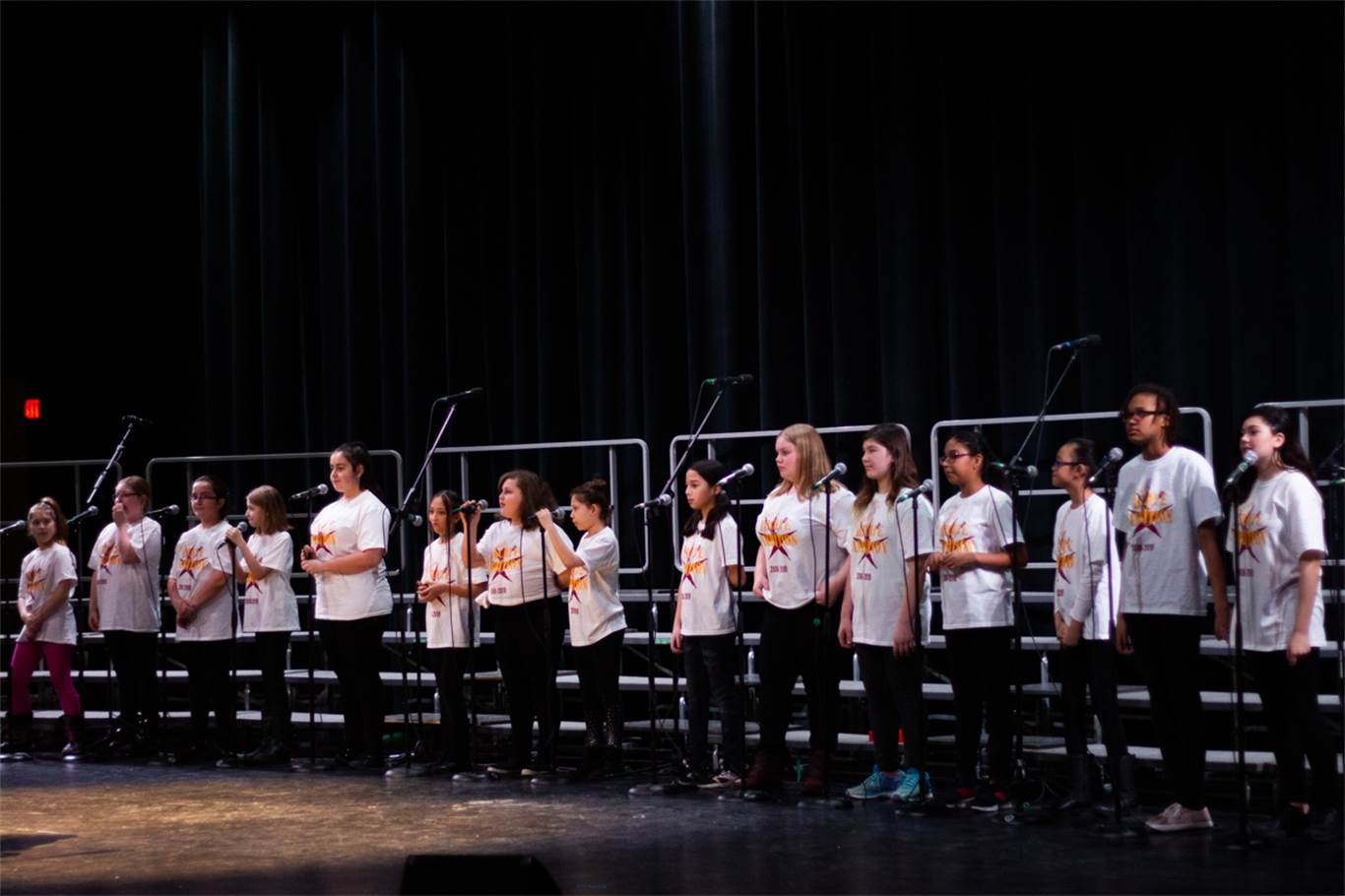 Jr  Vocal Festival strikes major chord