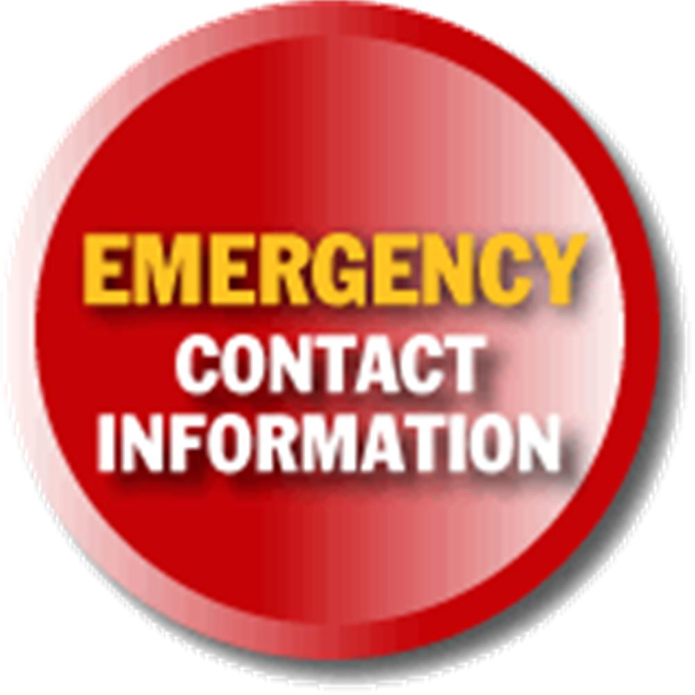 emergency contact team forms