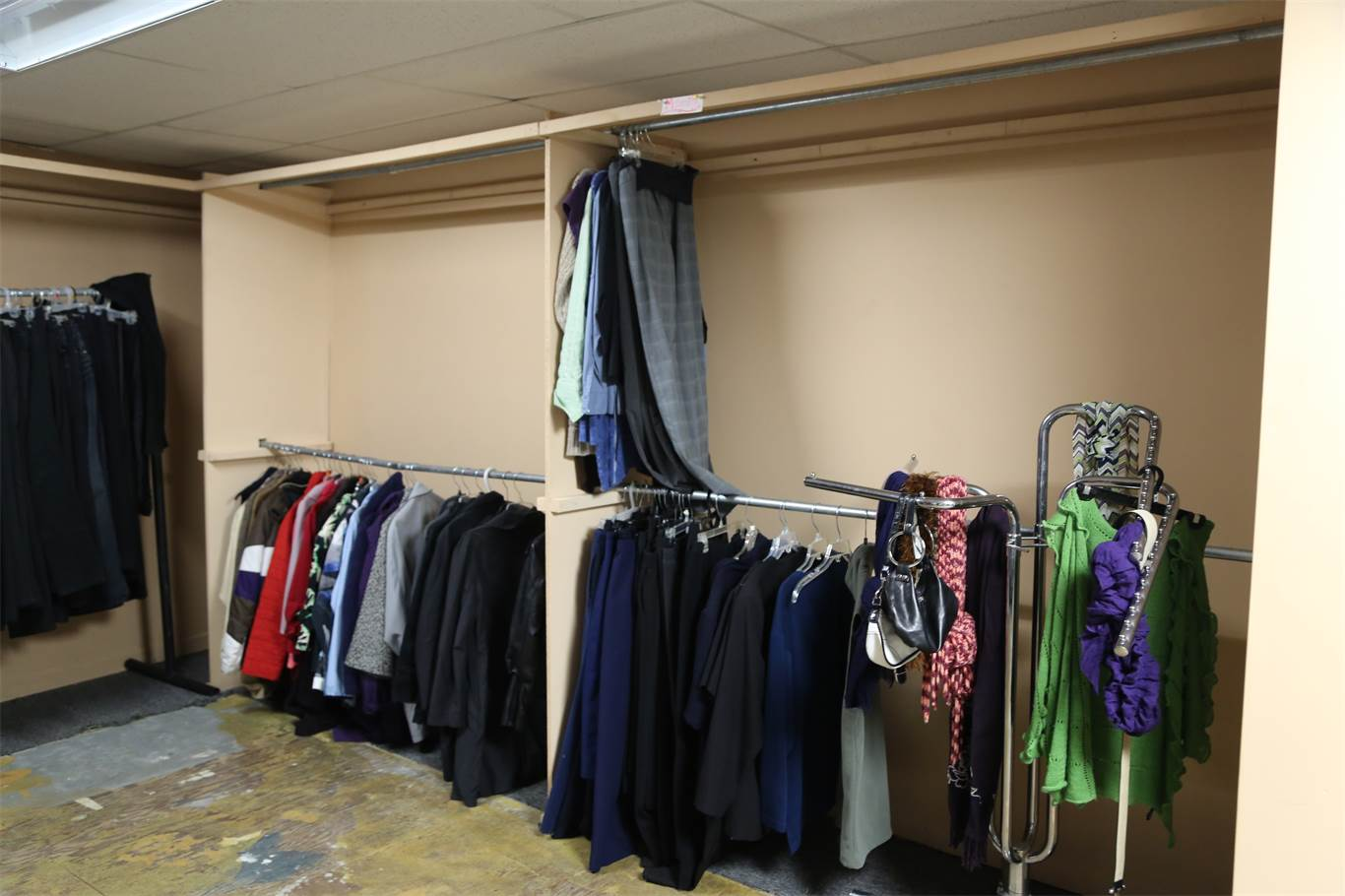 Currently, the Annex is in dire need of winter gear and accessories, as the weather is getting colder.