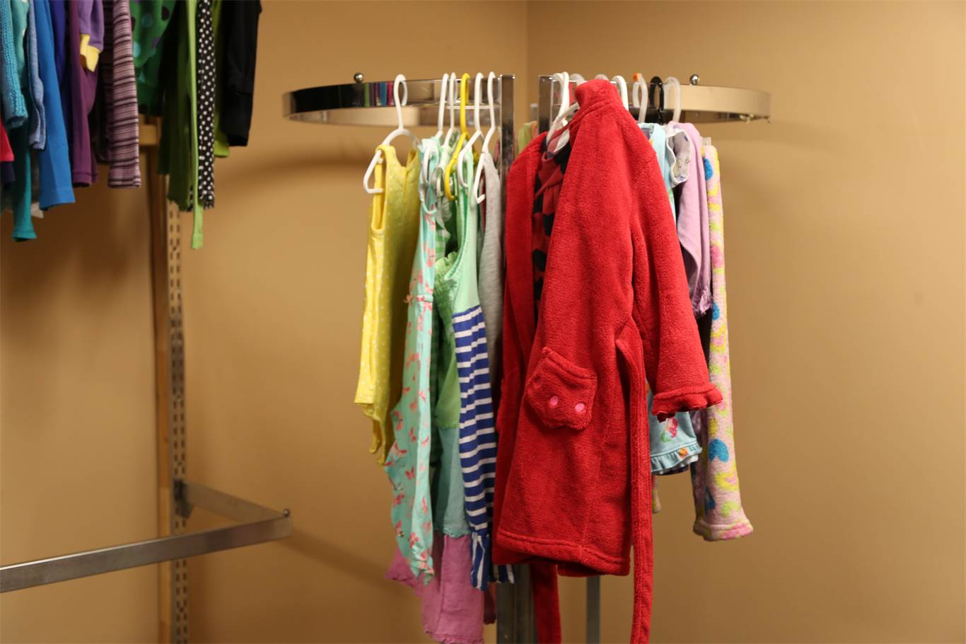 The Annex is currently low on baby clothing and shoes.