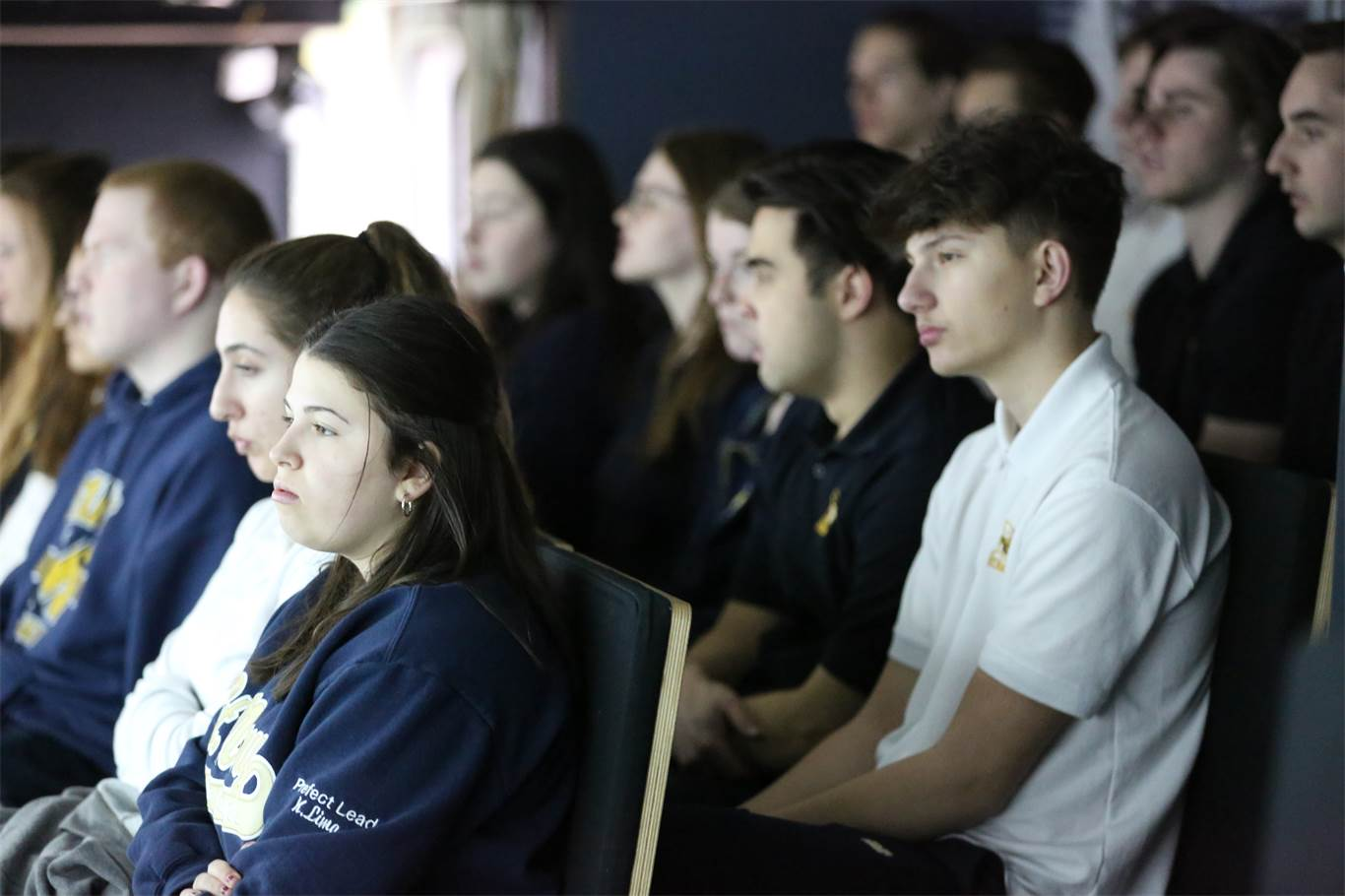 Mobile classroom explores world genocide with secondary students