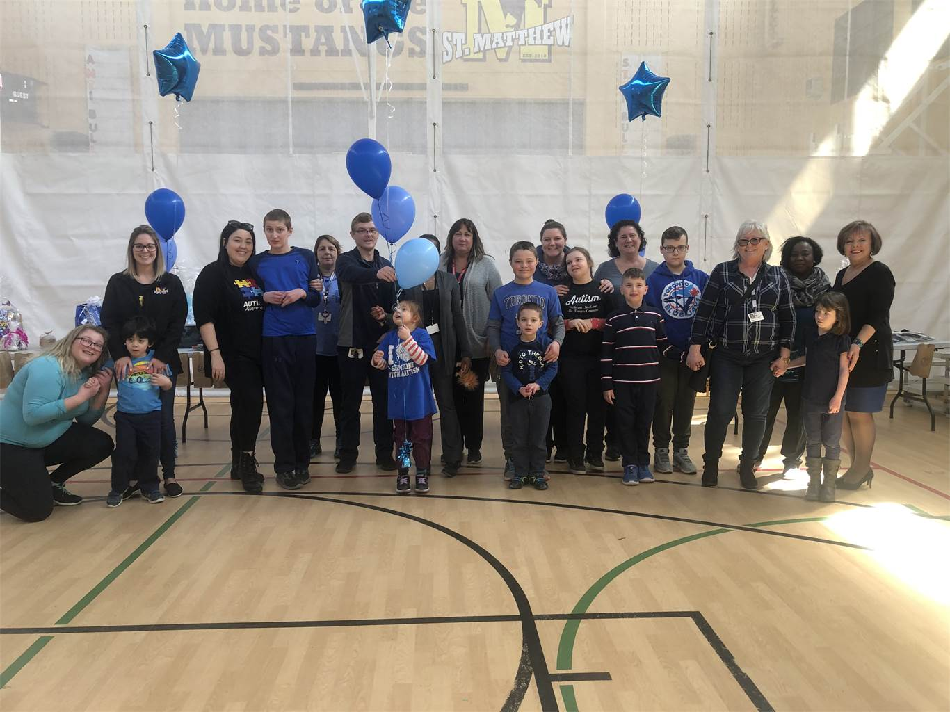 St. Matthew supports children with autism
