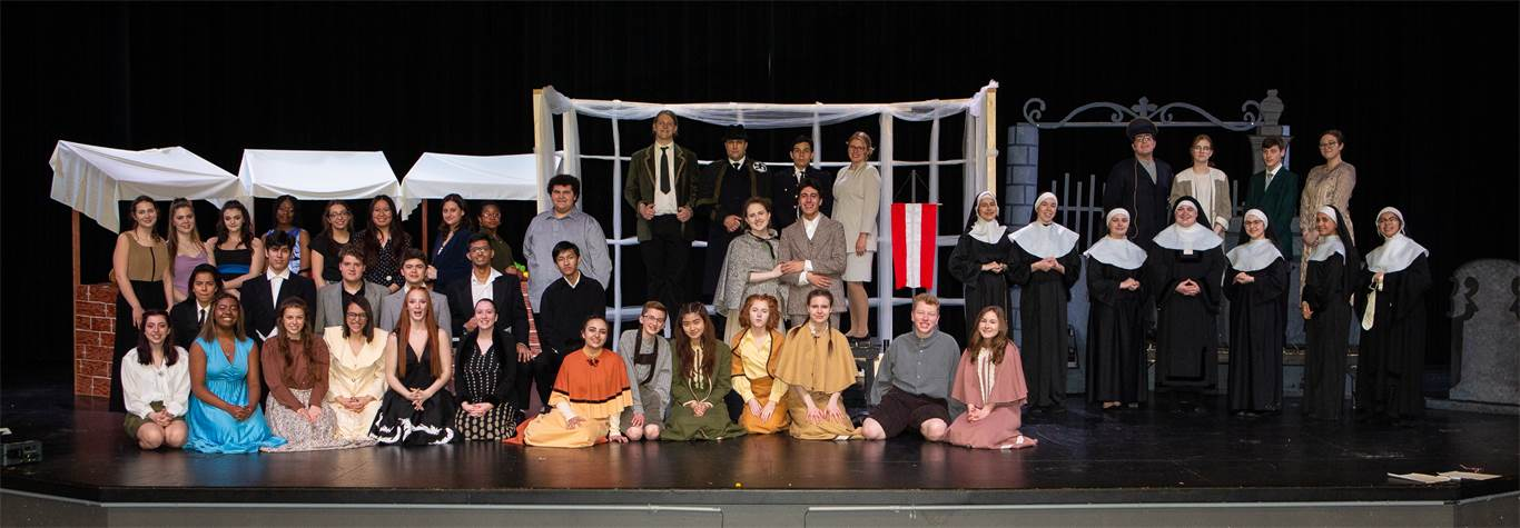 "BR Players present ""The Sound of Music"""
