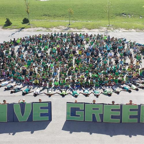 "St. Marguerite named ""Greenest School in Canada"""