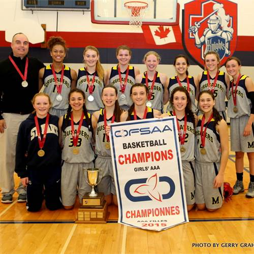 St. Mary captures sixth consecutive OFSAA gold