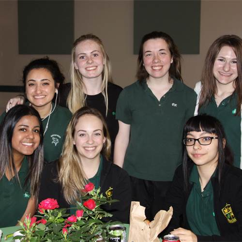 Secondary students shine for mental health week