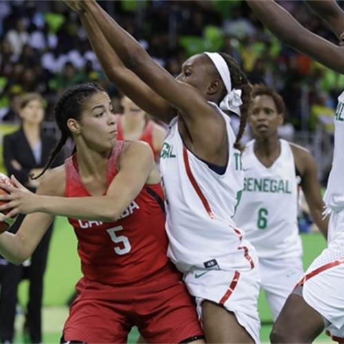 Canadian women win another in Rio