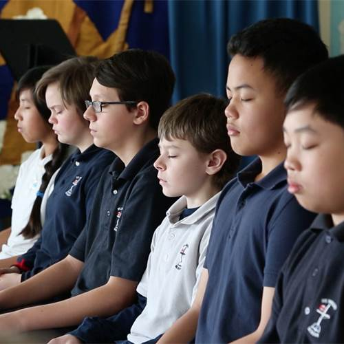 Hamilton Catholic board encourages expanded Christian meditation