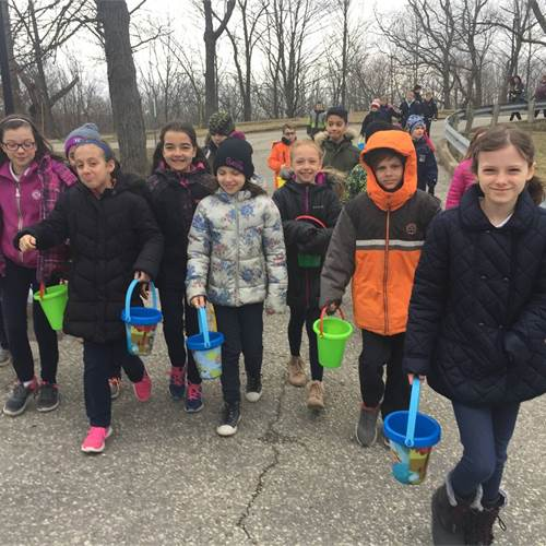 St. Matthew students explore faith at Sisters of St. Joseph Convent