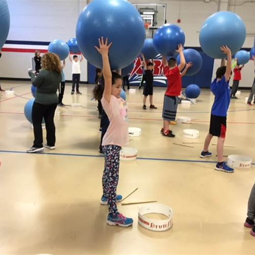 St. Ann (Ancaster) promotes well-being with DrumFIT