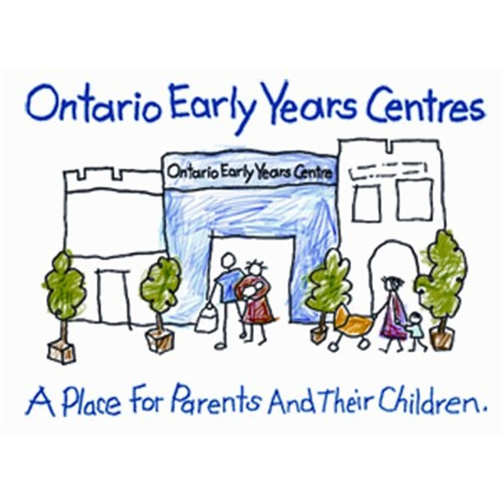 Ontario Early Years Centers at Holy Name of Jesus CES, St. Brigid CES & St. David CES.