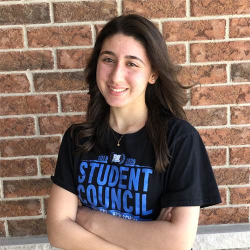 CHS student places first in The Interim essay contest