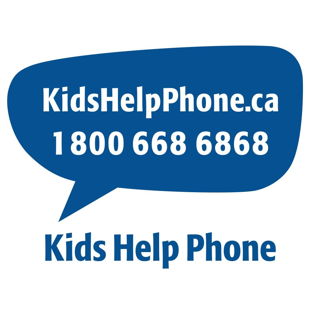 Kids Help Phone (Elementary and Secondary)