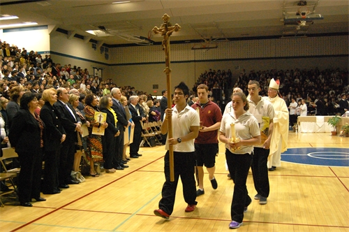 Catholic Education Week 2012 Photo Gallery