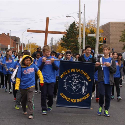 11th annual pilgrimage shows love for God and for one another