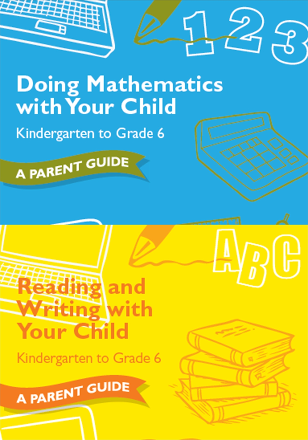 Doing Mathematics / Reading and Writing with Your Child