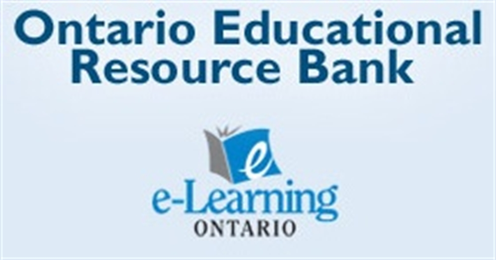 Ontario Educational Resource Bank (OERB)