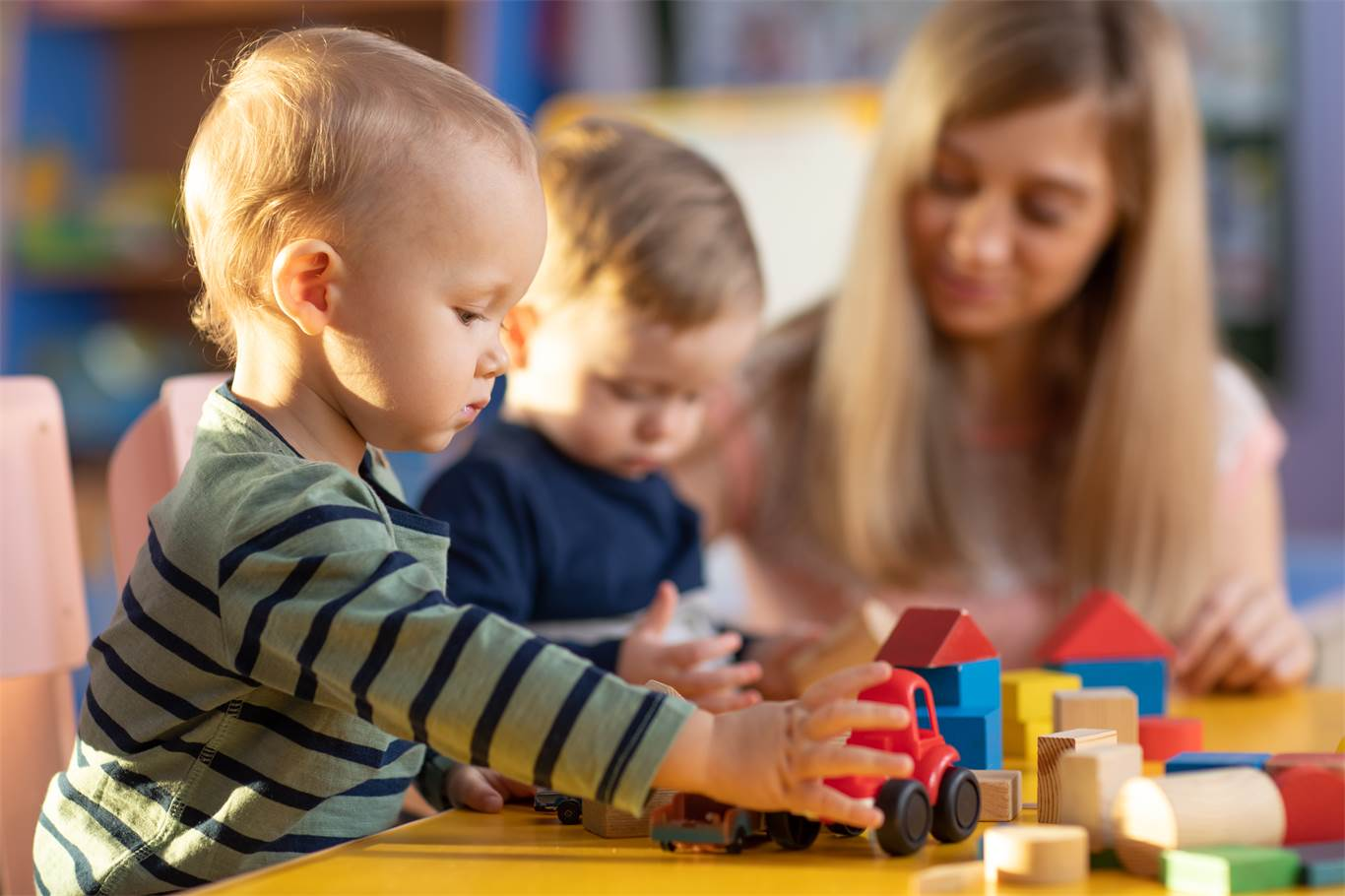 Financial Support for Child Care