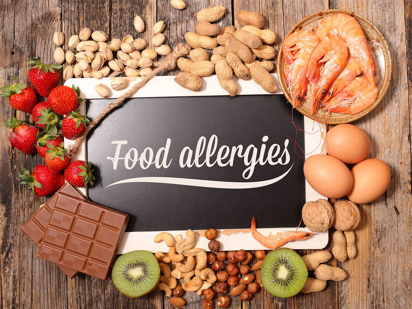 Food Substitutes for Anaphylactic Students